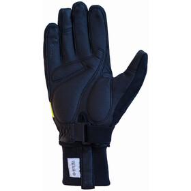 Roeckl Villach Gloves black/yellow